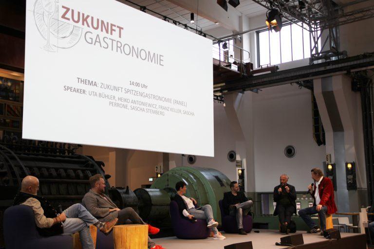 ZUKUNFT GASTRONOMIE - PANEL